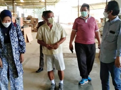 Eksportir Salatiga Jateng Undang Santri NU Belajar Mebel untuk Pasar Ekspor
