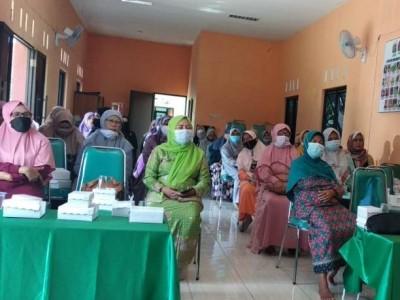 Muslimat NU Jember Gelar Pelatihan Perawatan Jenazah Covid-19