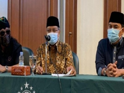 NU chairman encourages NU universities and pesantren to strengthen scientific research