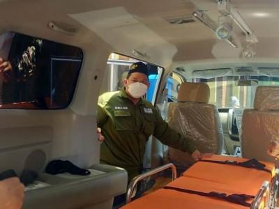 Maksimalkan Pelayanan Terdampak Pandemi, NU Care Salurkan 3 Unit Ambulans