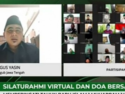 Gus Yasin Ajak Kiai Jadi Teladan Pencegahan Covid-19