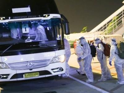 Pemerintah Pulangkan 129 Pekerja Migran dan Awak Kapal yang Terlantar di Taiwan