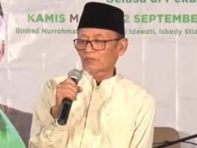 Alasan-alasan Mencintai Tanah Air menurut KH Zawawi Imron