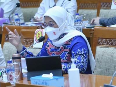 Kembangkan Peluang Kerja Berbasis Wilayah, Kemnaker Dipuji DPR