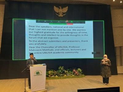 Simposium Internasional Islam Nusantara Bangun Paradigma Ilmu Pengetahuan