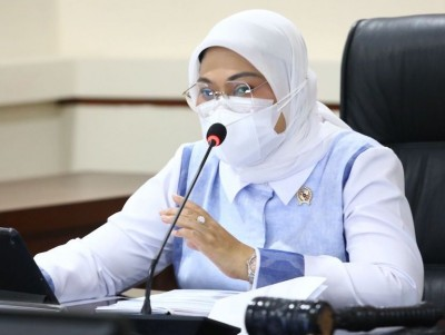 Di Depan Senator, Menaker Ida Jelaskan Pelindungan Pekerja Migran di Negara Penempatan