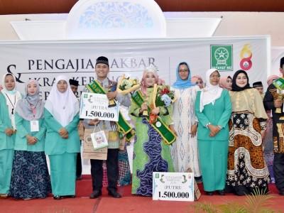 'Talent Pool' Fatayat NU DIY Wadahi Kreativitas Santri Nusantara