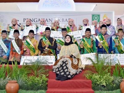 Festival Halal Fashion Didorong Jadi Kiblat Gaya Busana Muslim