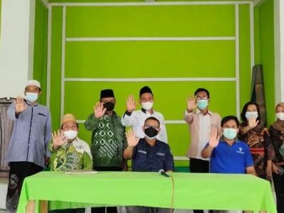 Upaya NU Pringsewu Bantu Pesantren Bebas dari Tuberculosis
