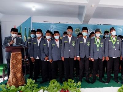 Dilantik, IPNU IPPNU Bangkalan Fokus Kembangkan Literasi