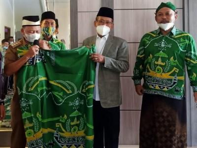 Resmikan Batik NU Khas Lampung, Prof Mukri: Kebaikan Harus Ditampakkan