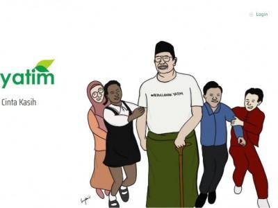 Gusdurian Peduli Resmi Luncurkan Platform Peduli Anak Yatim