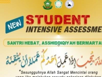Pesantren Asshiddiqiyah Pusat Gelar Ujian Intensif untuk Santri Baru