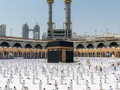 Arab Saudi Targetkan 3,5 Juta Jamaah Masjidil Haram dalam Satu Bulan