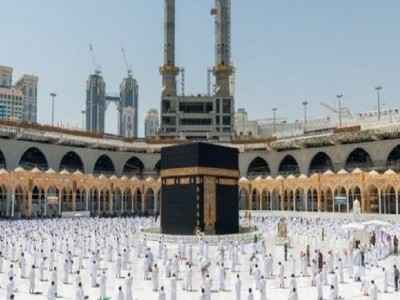 Saudi Arabia targets 3.5 million pilgrims a month