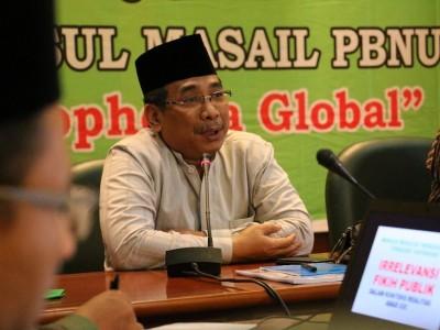Gus Yahya: Konstitusi Amanatkan Pemerintah RI Berperan Ciptakan Perdamaian Dunia