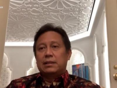 Menkes Sampaikan Dua Upaya Indonesia Terbebas dari Bayang-bayang Gelombang Ke-3 Covid-19