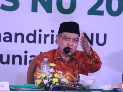 Kiai Said Aqil Siroj: NU Online Ladang Dakwah di Era Digital