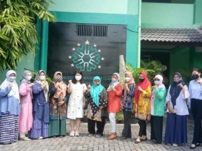 Fatayat NU DIY Jadikan Halal Fashion Jembatan Potensi Santri Nusantara