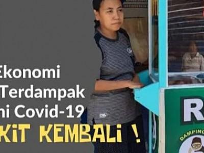 Galang Donasi, Gusdurian Bantu Pulihkan Ekonomi Warga Terdampak Covid-19