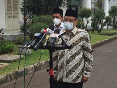 PBNU Temui Jokowi, Bahas Pelaksanaan Muktamar Ke-34 NU di Lampung