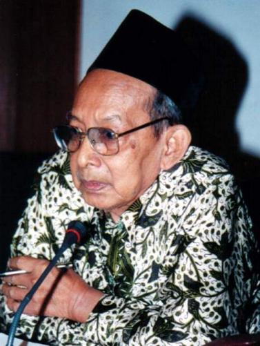 Kiai Muchith: NU Tolak Khilafah Islamiyah atas Dasar yang Jelas