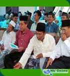 Ali Maschan Puasa Ramadhan Bersama Karyawan di Bontang-Kaltim